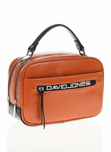 David Jones Clutch / El Çantası Oranj